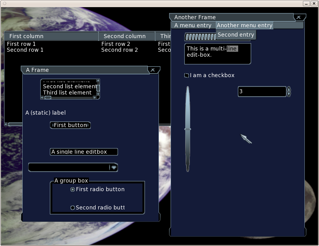 How to use CEGUI with SDL and OpenGL - CEGUI Wiki - Crazy